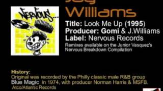 Play Look Me Up (By Jay Williams, Junior's Vocal Club Version)