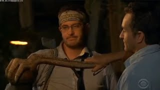 Survivor: Edge of Extinction - Rick Blindsaded