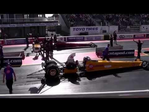 FIA European Drag Racing Championship Finals Santa Pod Finals 2016