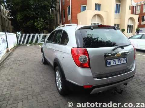 2007 Chevrolet Captiva 32 Ltz Auto 7 Seater Auto For Sale On Auto