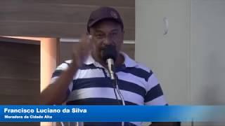 Francisco Luciano Pronunciamento 21 06 2018