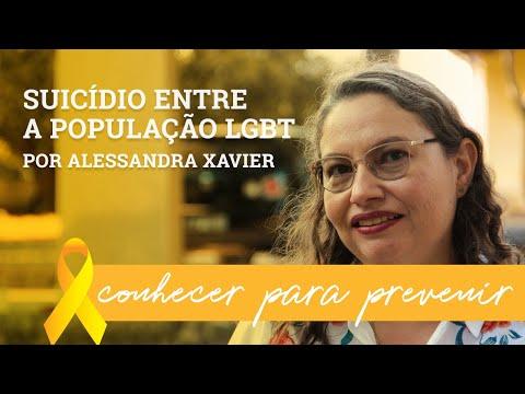 Conhecer Para Prevenir #3 - Suicídio Entre A População LGBT, Por Alessandra Xavier