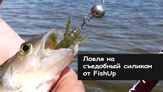 Ловля на Съедобный Силикон. FishUp Fishing.(Ловля на Съедобный Силикон. FishUp Fishing. Тизер. Весенняя ловля различной рыбы в черте города Киев на острове..., 2015-05-07T18:06:17.000Z)