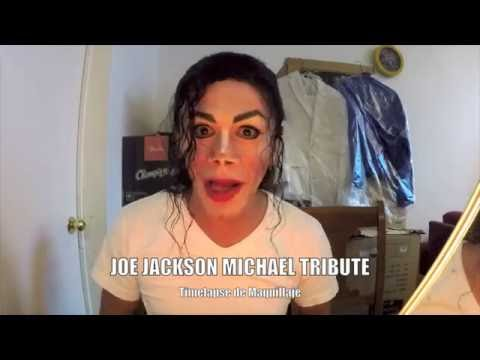 Maquillaje Michael Jackson Make up
