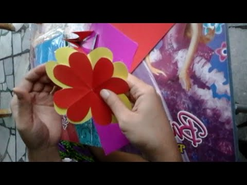 Cara membuat hiasan origami untuk dinding youtube cara membuat hiasan origami untuk dinding thecheapjerseys Images