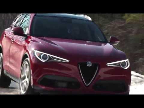 Alfa Romeo Stelvio Sport 2018 Complete Review With Steve Hammes