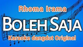 BOLEH SAJA Karaoke Dangdut - Rhoma Irama - Korg Pa 700 | HD