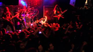 "Possessed performing ""My Belief"" live at the Whisky a go go March 13, 2014"