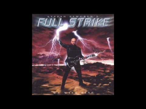 Stefan Elmgren´s Full Strike - End of Time
