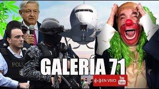 GALERÍA #71: NUEVO AEROPUERTO/INAI VS PGR/ SUELDOS Y PENSIONES EX-PRESIDENTES