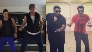 hrithik roshan vs prabhu deva in flying jatt dance off who wins