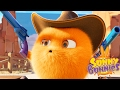 Cartoons for Children | Sunny Bunnies SUNNY BUNNIES THE COWBOY | Funny Cartoons For Children