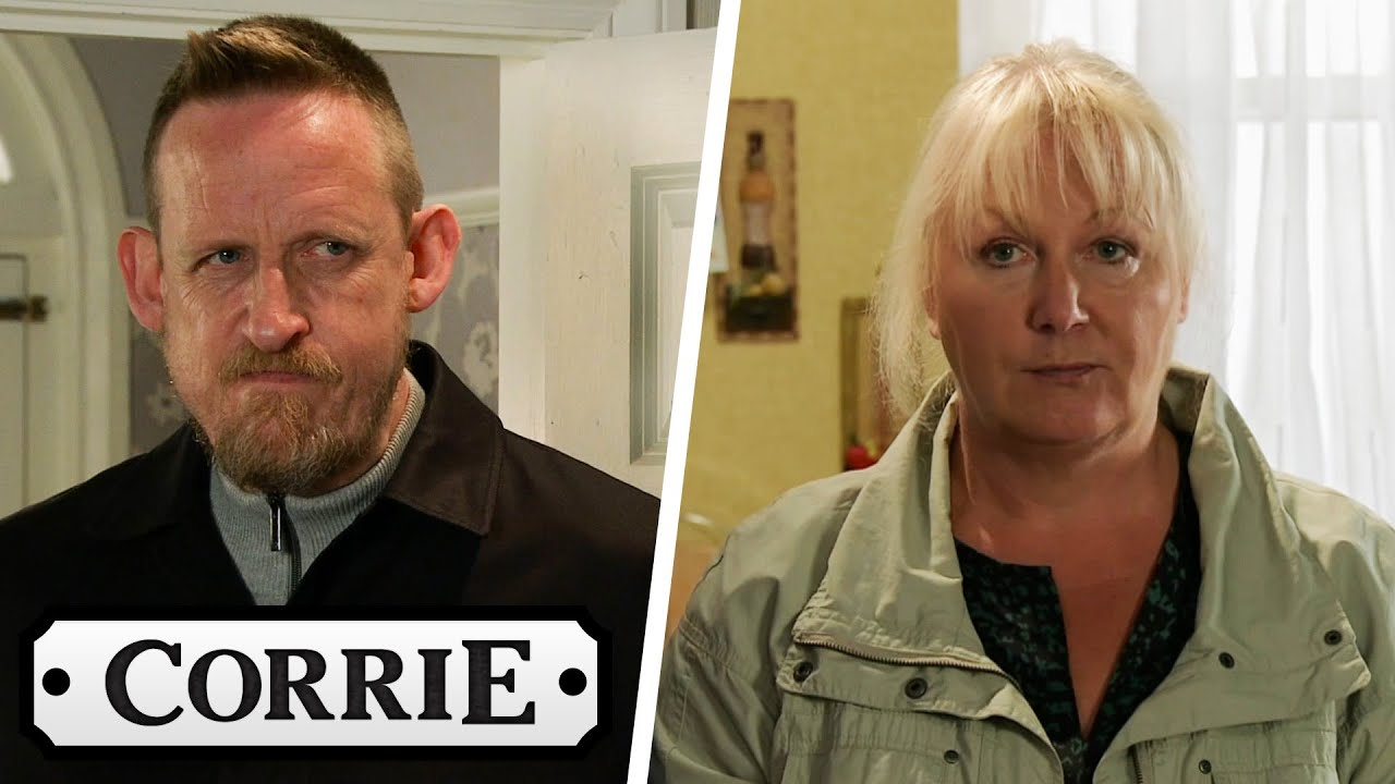 Eileen Stands Up to Mick | Coronation Street