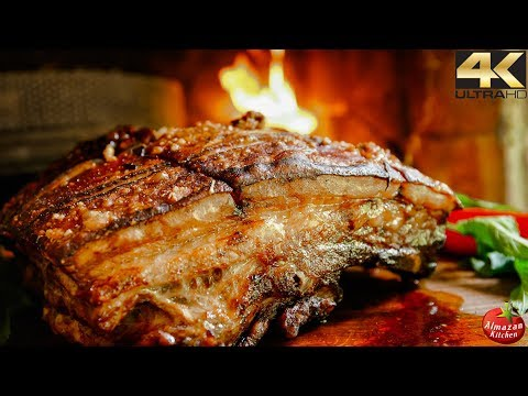 KING OF CRISP!!! - YOU WON'T BELIEVE!! - EPIC BELLY BBQ
