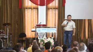 Анатолий Хан (Хабаровск). Воскресное служение. 21 июня 2015 г.
