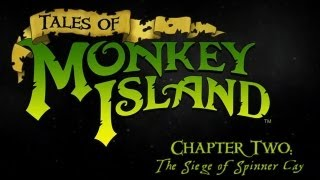 CGR Trailers - TALES OF MONKEY ISLAND Siege of Spinner Clay Trailer