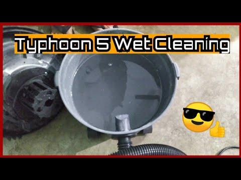 Prestige Typhoon 5  Wet Cleaning Demo