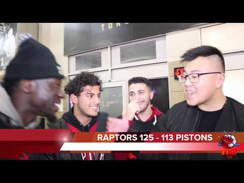 toronto-raptors-125---113-detroit-|-we-have-not-played-any-of-the-big-teams-yet
