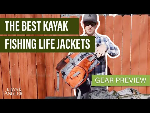 The Best Kayak Fishing Lifejacket ! | Kayak Angler | Rapid Media