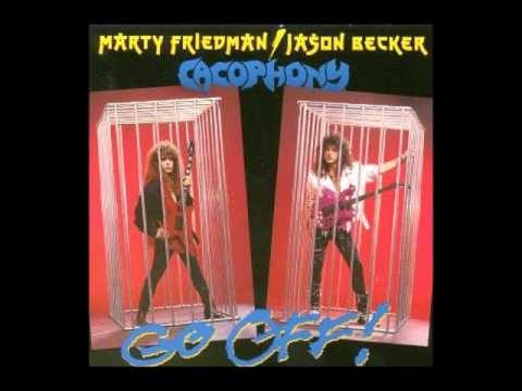 Cacophony - Go Off! (1988) Full Album