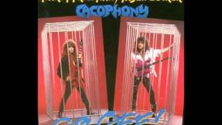 Cacophony - Go Off! (1988) Full Album
