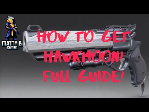 Destiny 2: Beyond Light   How to Get HAWKMOON Exotic Hand Cannon!