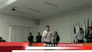 55.678 - Fábio Mello - Malhando o PAU, de CARA LIMPA - CAMPO MOURÃO - Eleições 2012