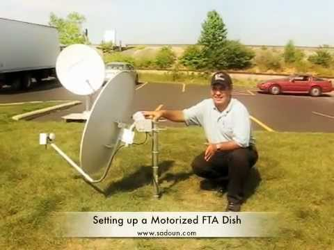 winegard satellite dish installation instructions