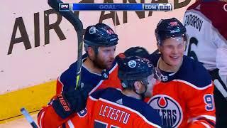 Colorado Avalanche vs Edmonton Oilers - February 22, 2018 | Game Highlights | NHL 2017/18
