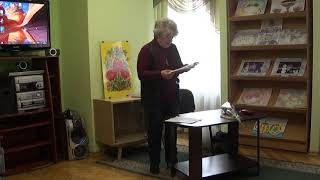 """Лариса Травникова """"Жизнь то поэзией была, то самой скучной прозой..."""" - читает автор"""