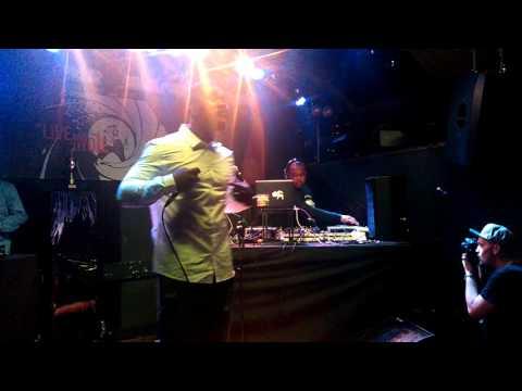 Kosmik Movements 1st Round Intro - Live...