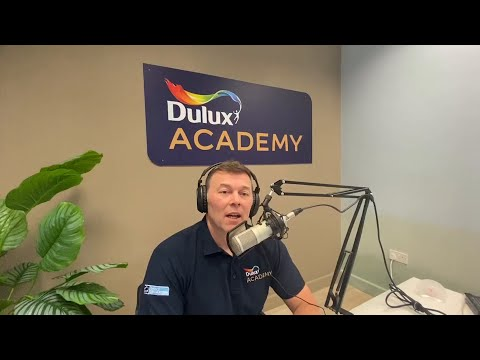 Dulux Academy podcast lunched 2