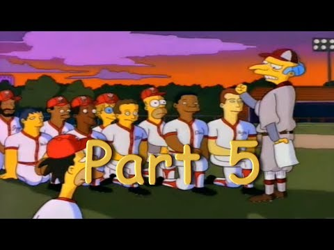 The Simpsons - S03E17 - Homer At The Bat - Part 5