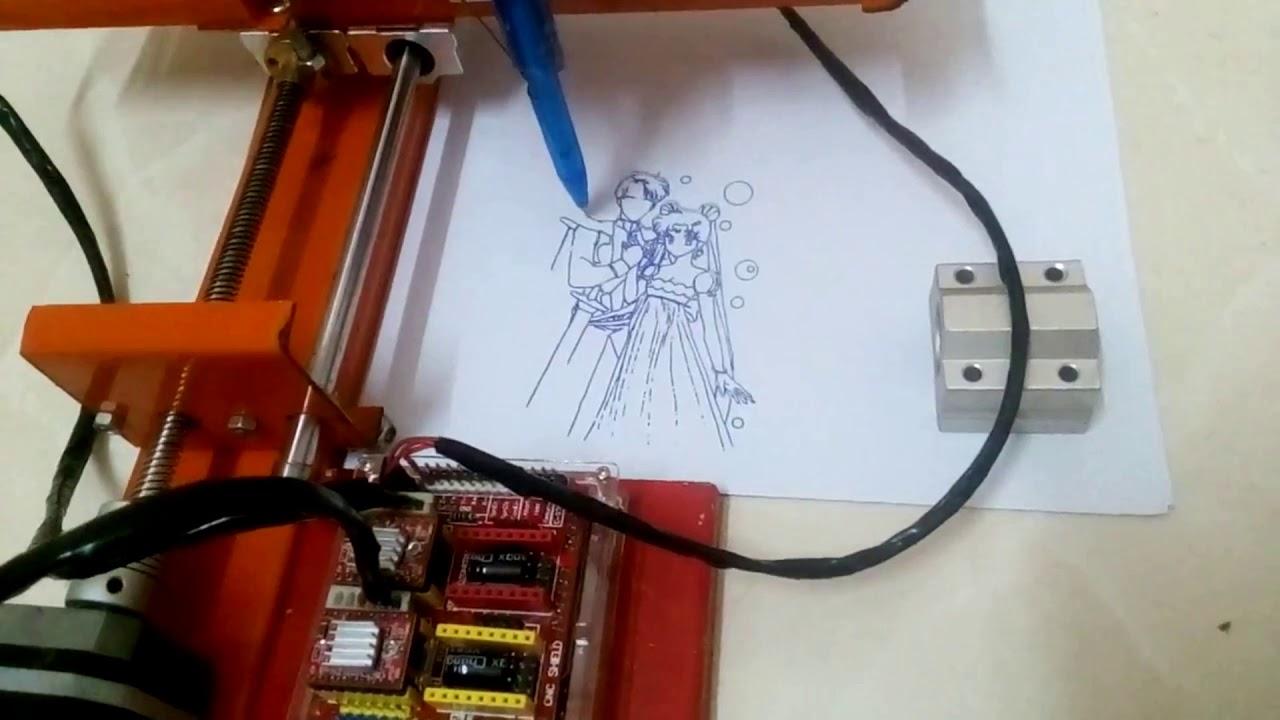 CNC Plotter Mini