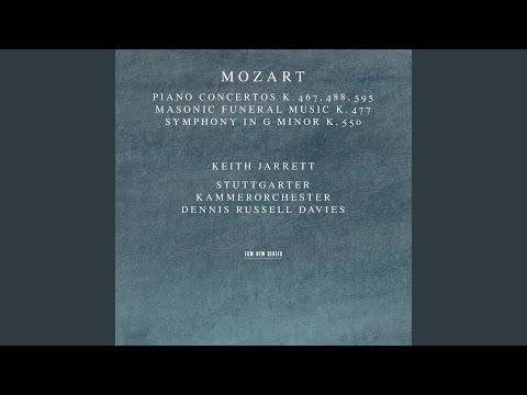 Mozart: Masonic Funeral Music, K.477