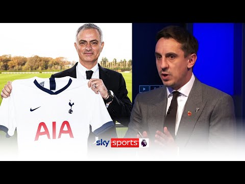 Have Tottenham improved under Jose Mourinho?   Gary Neville shares his thoughts   MNF