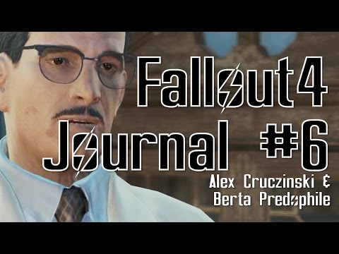 Fallout 4 Journal #6 Big Welded On Rods | FO4 Roleplaying Jizz