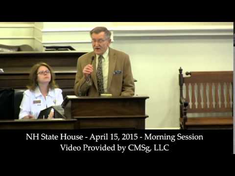 NH House Session 04 15 15
