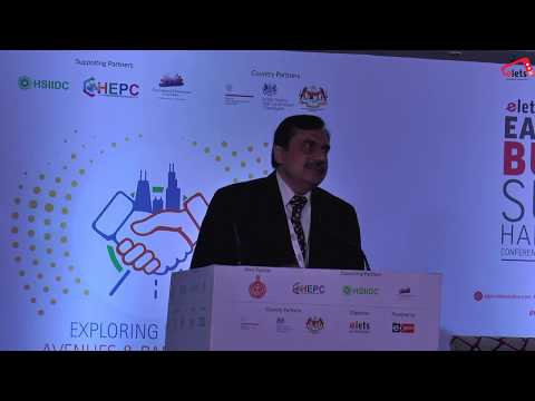 Ashok Sangwan, Director, Department of Industries, Government of Haryana at Elets Ease of Doing...