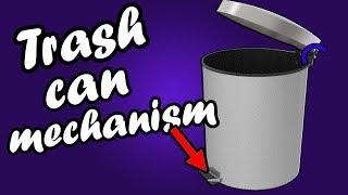 Trash Can Mechanism screenshot 3