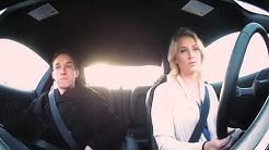 Ford Mustang Female stunt driver plays 'dumb blonde' on blind dates