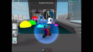 Cheetah monkey to the rescue./freeze tag/(roblox)