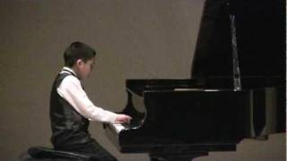 Schubert Impromptu in E flat Major, Op. 90, No. 2, D. 899 - Alexander Lu (10)