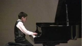 Schubert Impromptu in E flat Major, Op. 90, No. 2, D. 899 - Alexander Lu (10)
