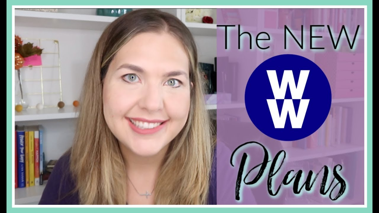 New Ww Plans Rumors About The New Changes To Weight Watchers In 2020 Youtube