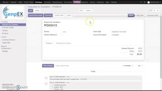 Inventory Module in Odoo 10