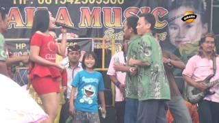 DOSA MASA LALU voc. putri - NAILA MUSIC Live Wlahar 09 April 2017