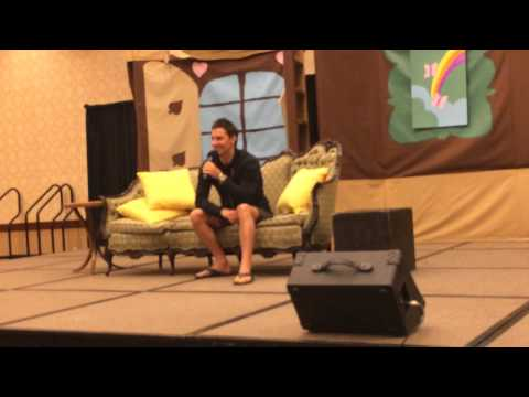 Daniel Ingram Grand Brony Gala Q&A