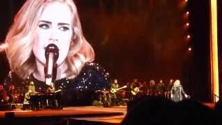 Adele live@ Verona 28.5.16 -   Sweetest Devotion