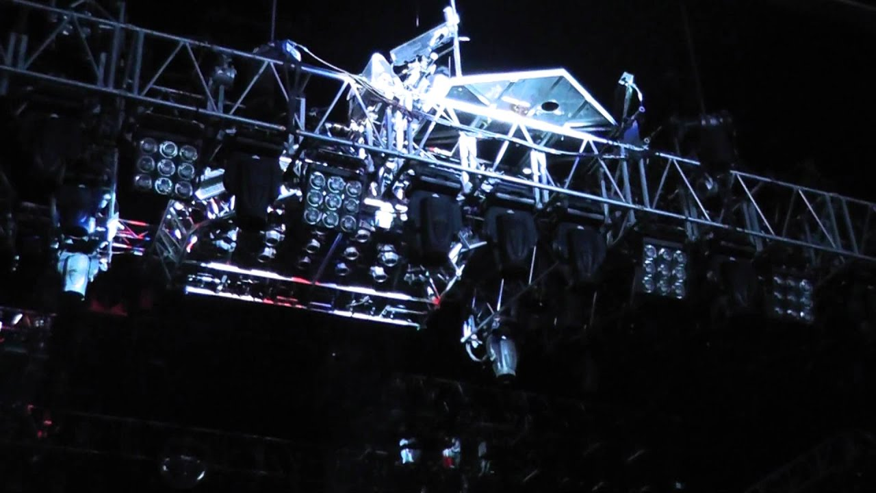 KISS LIVE God of Thunder St.Louis 8-27-2012